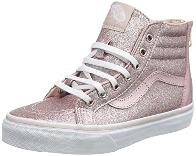 1d35f8d9231b00 Vans Sk8-hi Zip Shoes Little Kids Style   VN0A3276-QMN Size   1.5