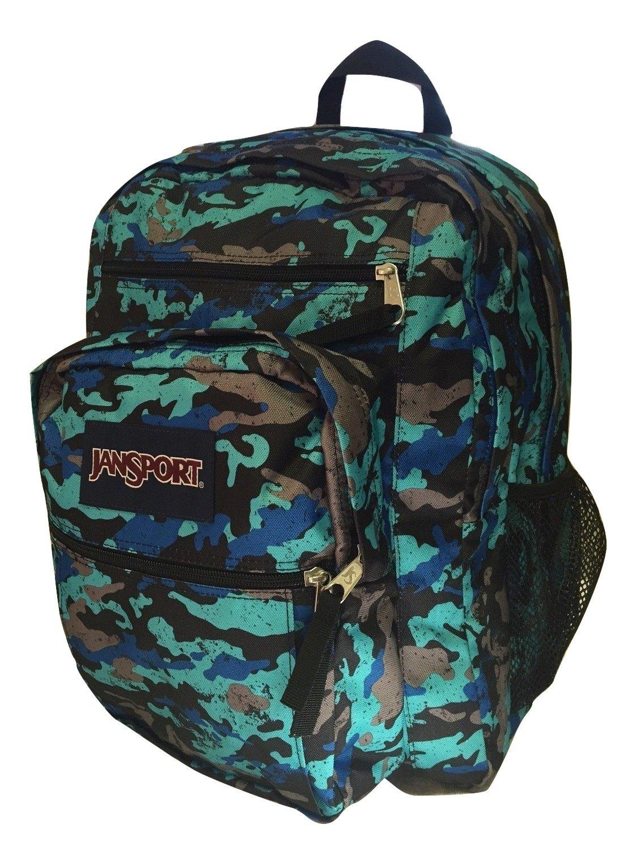 JanSport Big Student Classics Series Daypack (Blinded Blue)