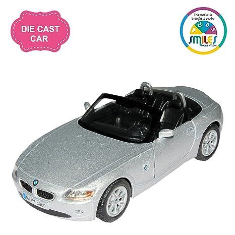 Buy Smiles Creation Kinsmart 1 32 Scale Bmw Z4 Pull Back Car Toys
