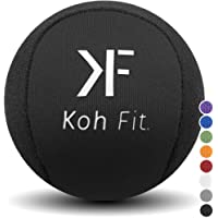 Koh Fit Stress Ball for Adults - Stress Reliever Squeeze Balls - for Hand Therapy and Stress Relief