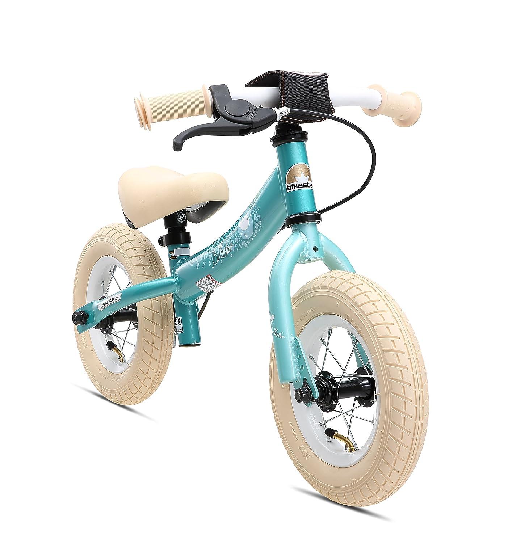 Bikestar Vélo Draisienne Enfants pour garcons et filles de 2-3 ans ★ Vélo sans pédales évolutive 10 pouces sportif ★ Star Trademarks RU-10-ST-01
