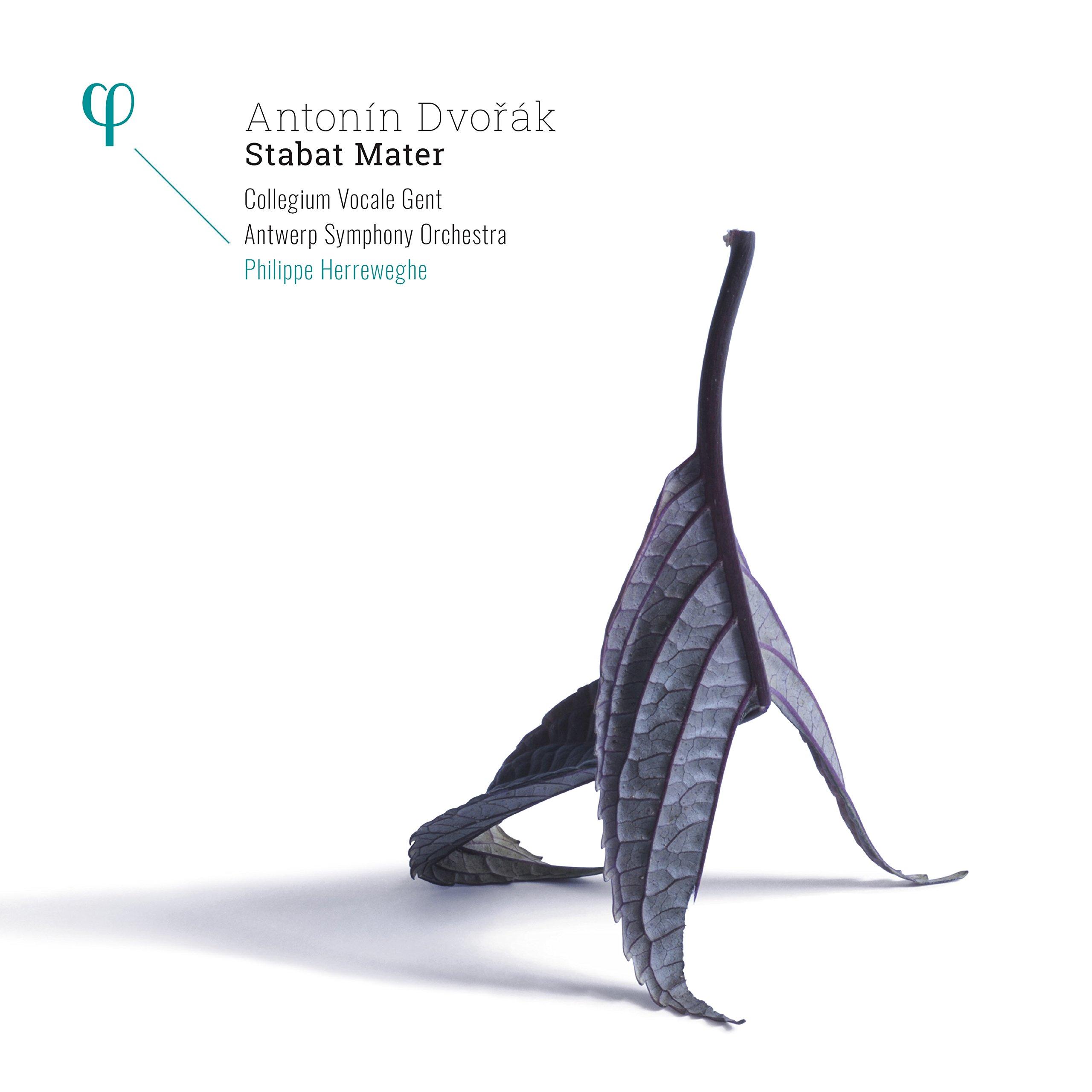 Dvorak - Phillipe Herreweghe - Antwerp Sym Orch - Dvorak: Stabat Mater (United Kingdom - Import, 2PC)