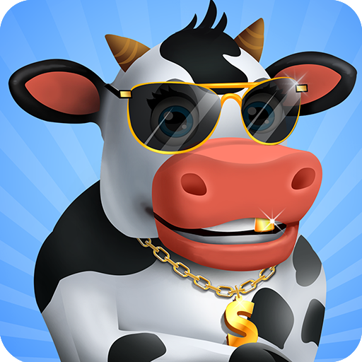 Tiny Cow - Milk Games Cow