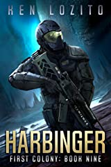 Harbinger (First Colony Book 9) Kindle Edition