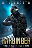 Harbinger (First Colony Book 9) (English Edition)