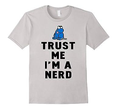 """Mens Nerds Candy """"Trust Me Im a Nerd"""" T-Shirt"""
