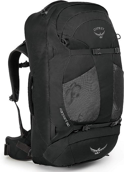 Osprey Farpoint 80 M//L volcanic grey Reisetasche Rucksack