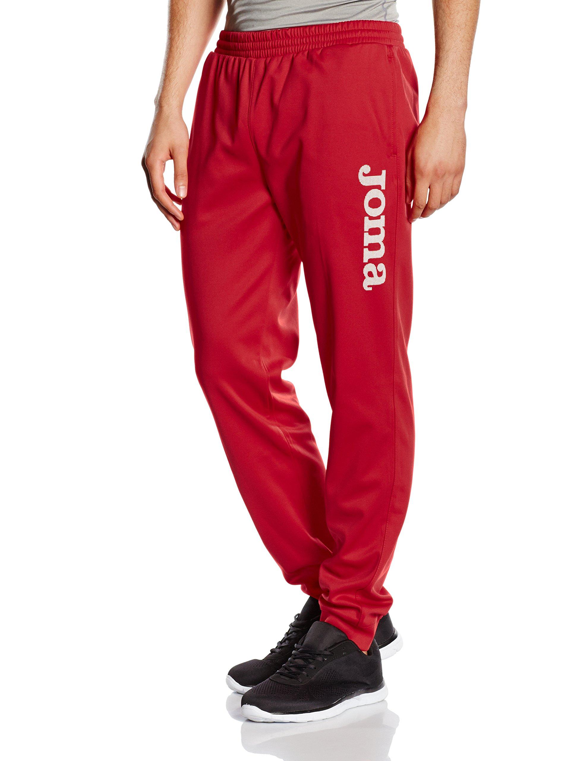 Joma Suez - Pantalón para niños de 4 años, Color Rojo product image
