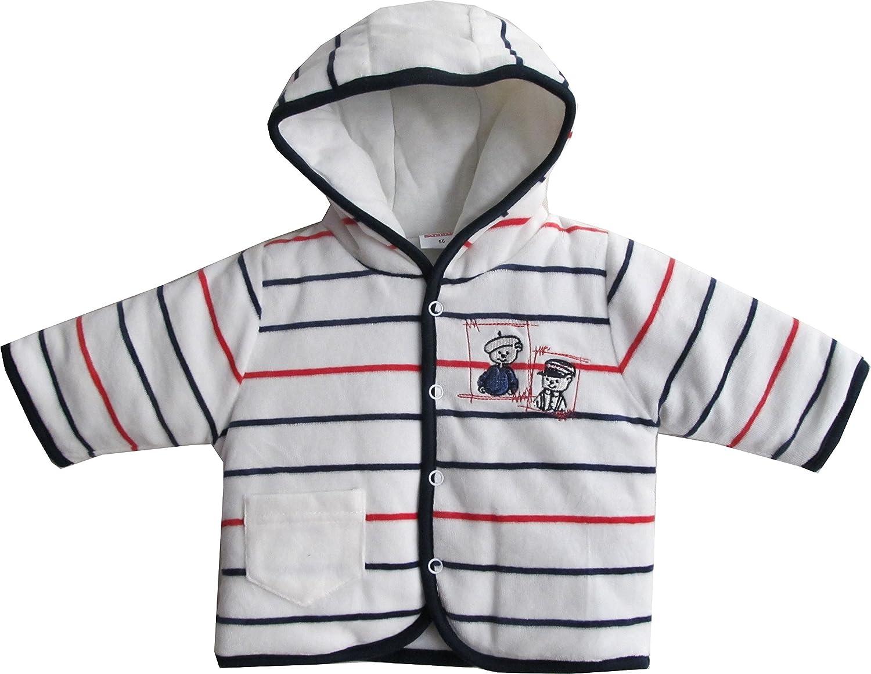 Schnizler Baby-Jungen Jacke Wendejacke Dino Oeko-Tex Standard 100