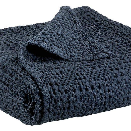 Vivaraise Tana - Cojín (40 x 65 cm), 100% algodón, Azul ...