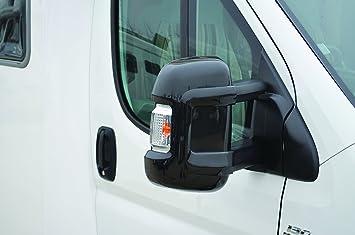 Milenco 4657 Protector para Retrovisor de Brazo Largo, Color Negro (Juego de 2): Amazon.es: Coche y moto