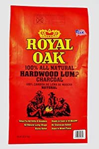 Royal Oak NAT Lump Charcoal