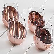 Amazon Com Wine Glasses Home Amp Kitchen