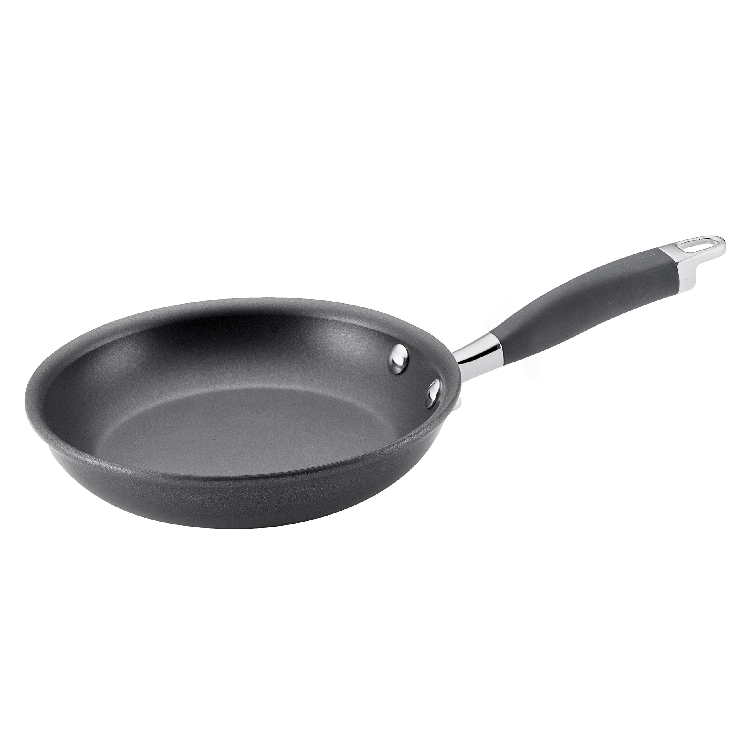 Anolon Advanced Hard-Anodized Nonstick 8-Inch French Skillet, Gray by Anolon