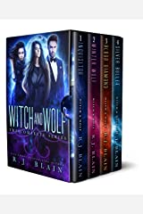 Witch & Wolf: The Complete Series Kindle Edition