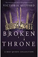 Broken Throne Kindle Edition