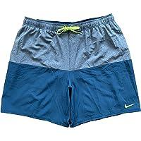 "Nike Men's Colorblocked 9"" Volley Shorts Zip Pocket"