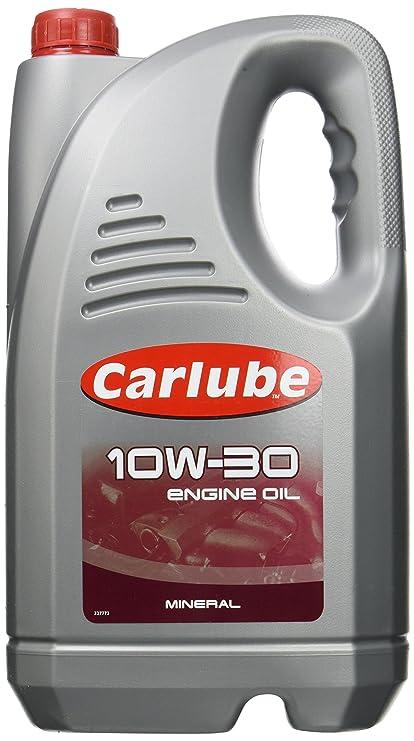Carlube XPS455 10W-30 Aceite Mineral para Motor: Amazon.es: Coche ...