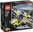 レゴ (LEGO) テクニック エアショージェット 42044