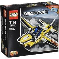Lego 42044 - Technic - Jeu de construction - L'avion de Chasse Acrobatique