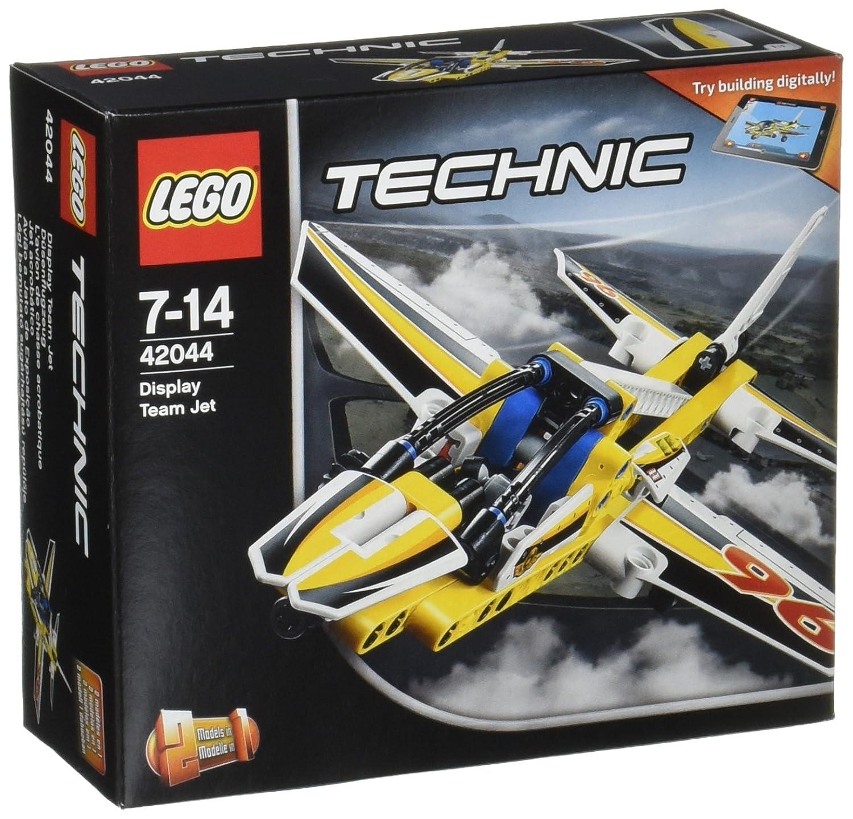 LEGO Jet acrobático multicolor