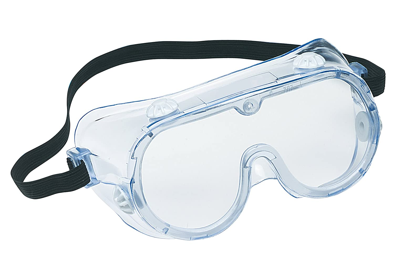 3M 91252-80024Chemical Splash/Impact Goggle, 1 -Pack