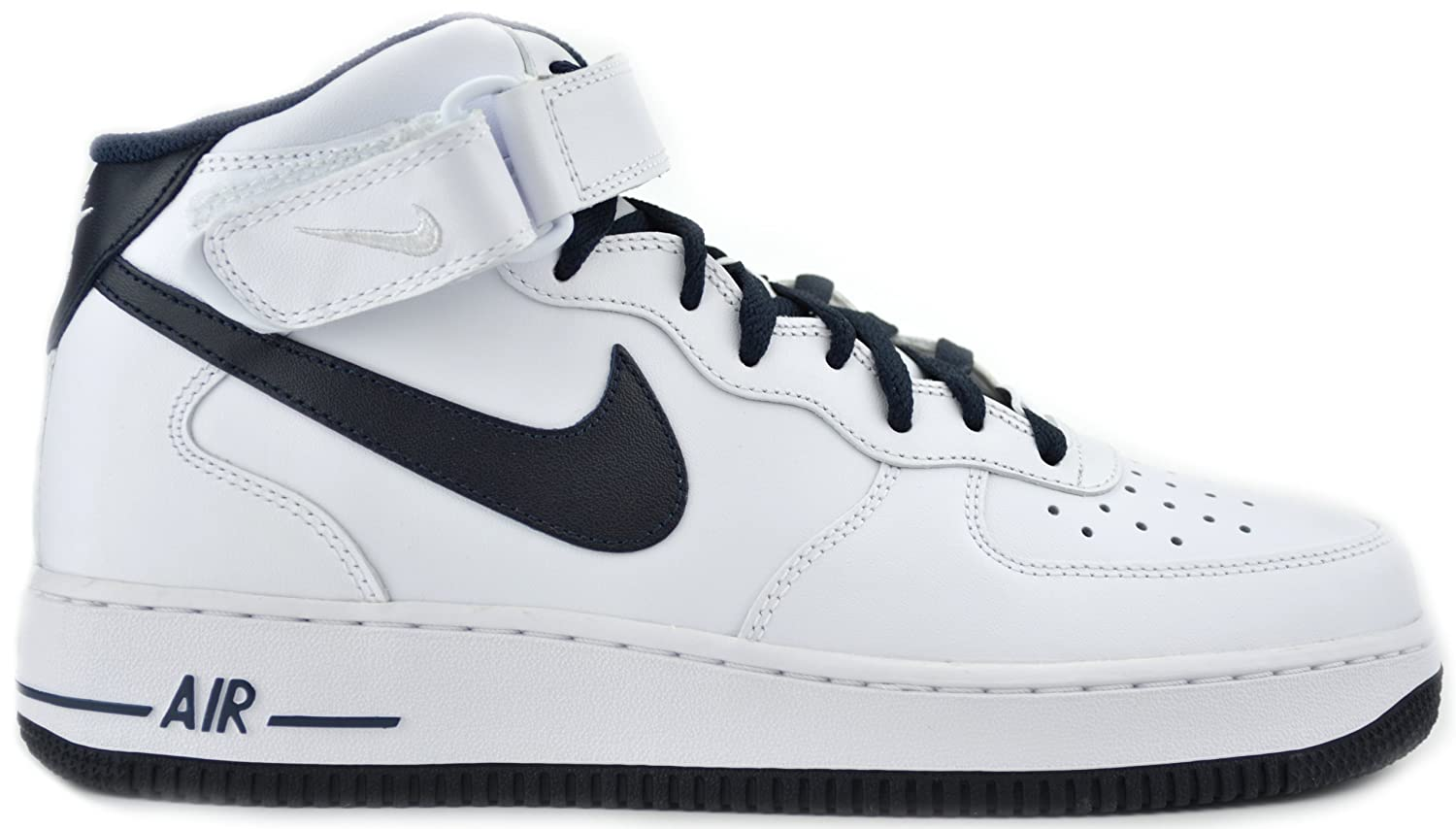 Nike Air Force 1 Mid White White 61f53c6bf