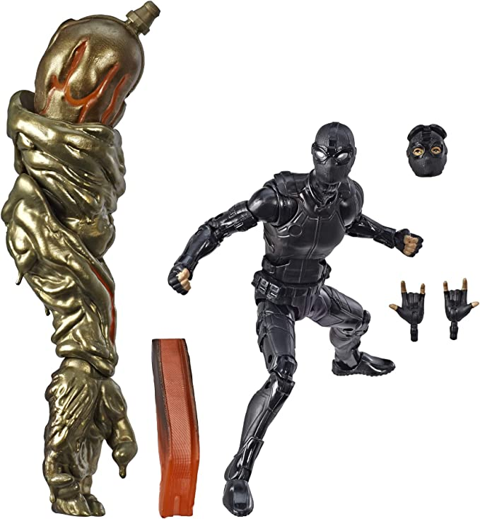 Hasbro Marvel Legends Series 6-inch Collectible Action Figure Velocity Suit