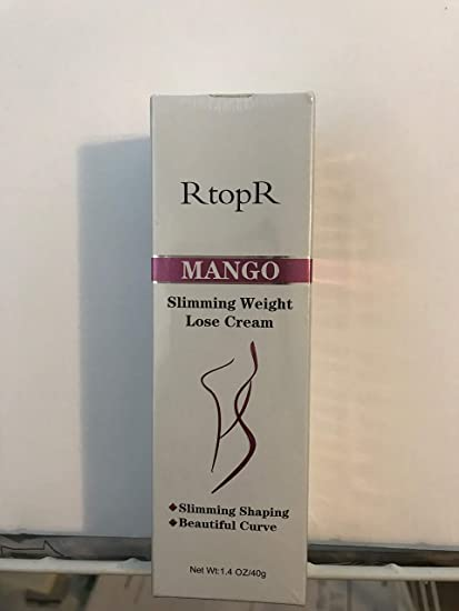 Amazon.com: USHOT RtopR Mango Slimming Cream, Mango Slimming ...