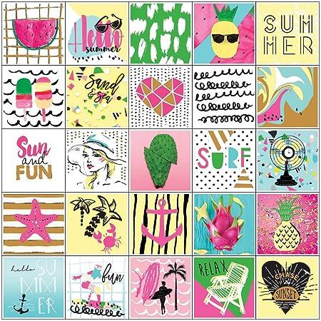 Prima marketing my prima planner stickers summer
