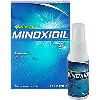 Minoxidil 5% Solución Caída Del Cabello 60 Ml (60)