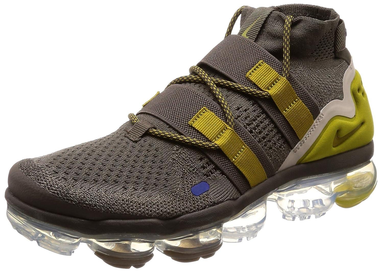 ca51e3e76ba7d Amazon.com  NIKE Air Vapormax Flyknit Utility AH6834-200 Ridgerock Peat  Moss Men Shoes Sz 9.5  Sports   Outdoors
