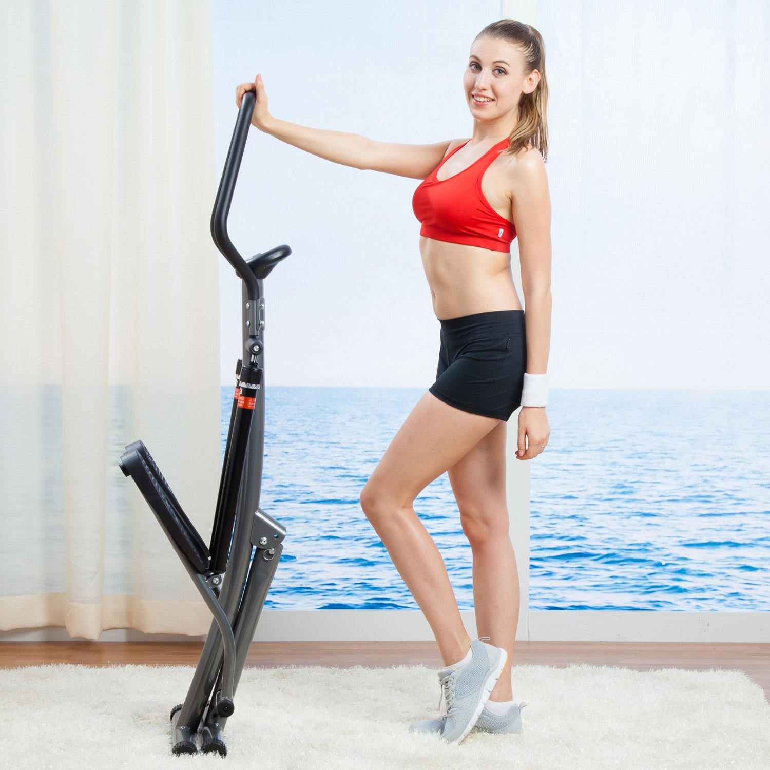 Sunny Health & Fitness Stair Stepper Exercise Equipment Step Machine for Exercise - SF-1115 by Sunny Health & Fitness (Image #3)