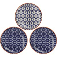 Creative Tops Drift - Platos de cerámica, cerámica