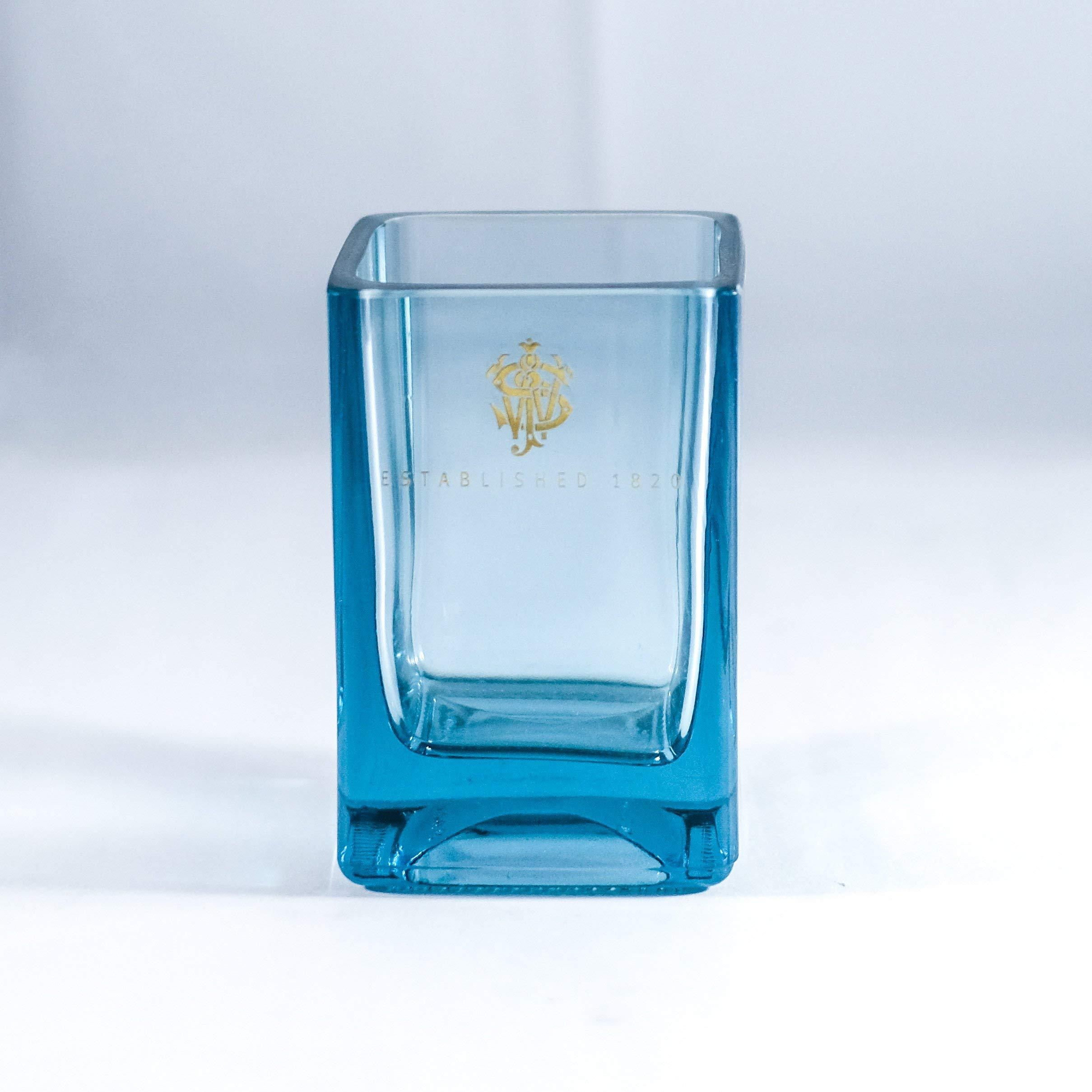 jOHNNIE WALKER BLUE LABEL ROCKS WHISKEY GLASSES by RECICLARFACTORY