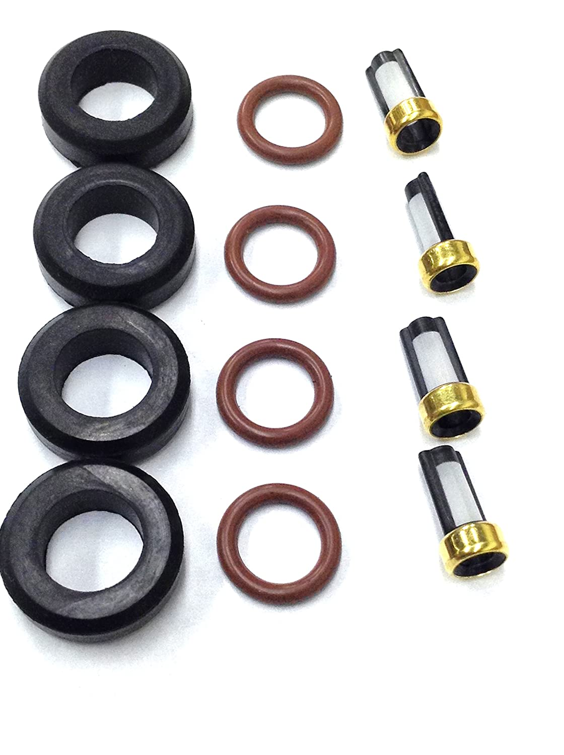 UREMCO 8-4 Fuel Injector Seal Kit, 1 Pack