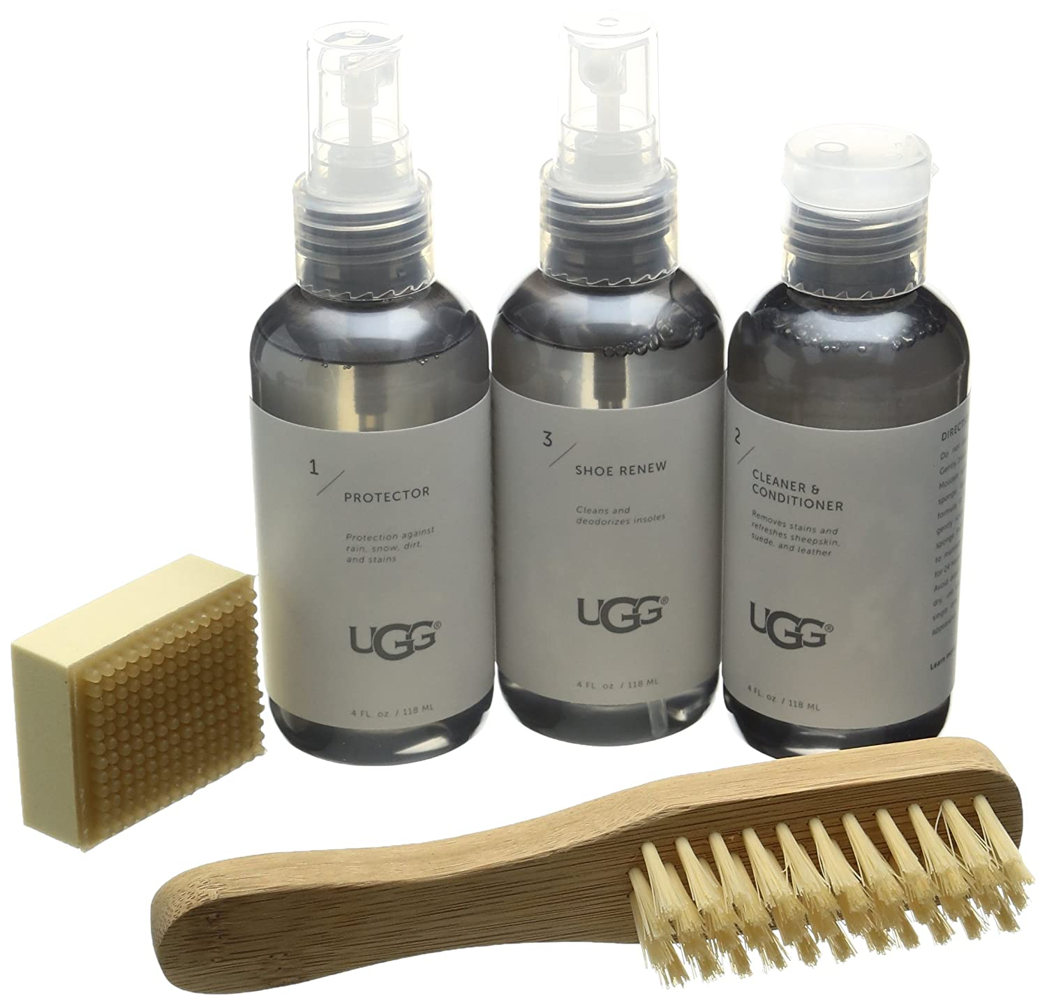 9874b763ce0 UGG Accessories Unisex's UGG Shoe Care Kit