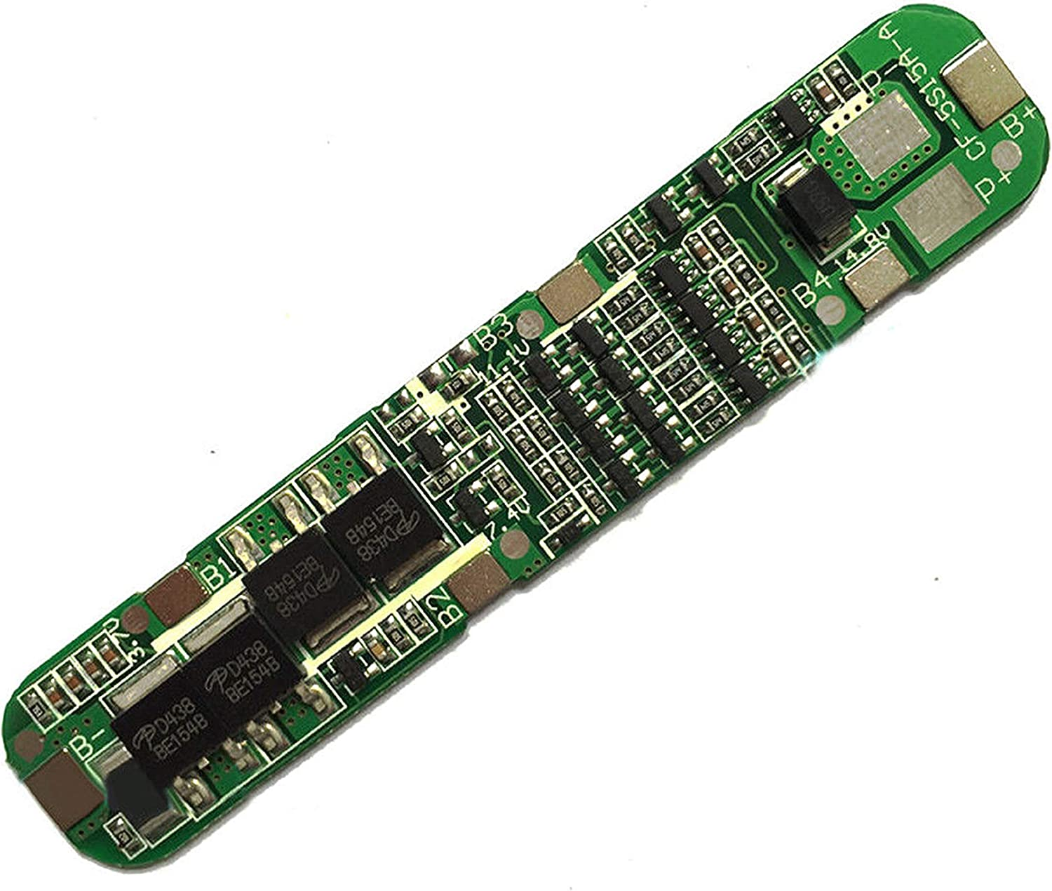 5S 15A 18.5V 5 Cell Lithium Li-ion 18650 Battery Packs BMS Protection PCB Board
