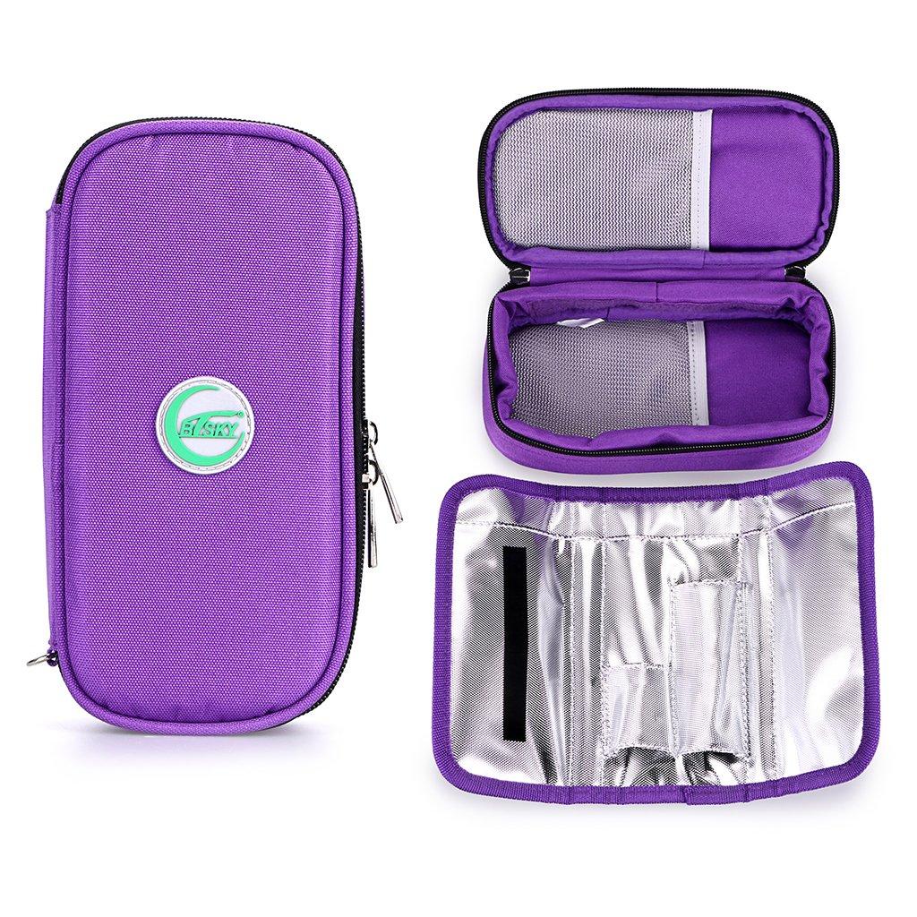 Amazon Com Btsky Insulin Cooler Travel Case Portable