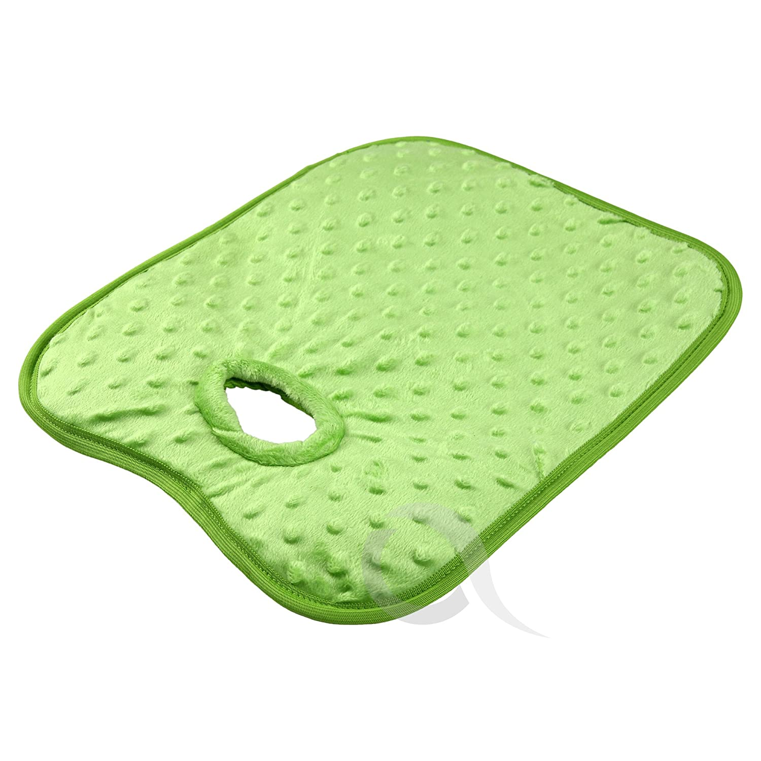 Quality Waterproof Potty Training Pads/liner - universal Car Seats and Pushchairs protector (green/minky) olobaby