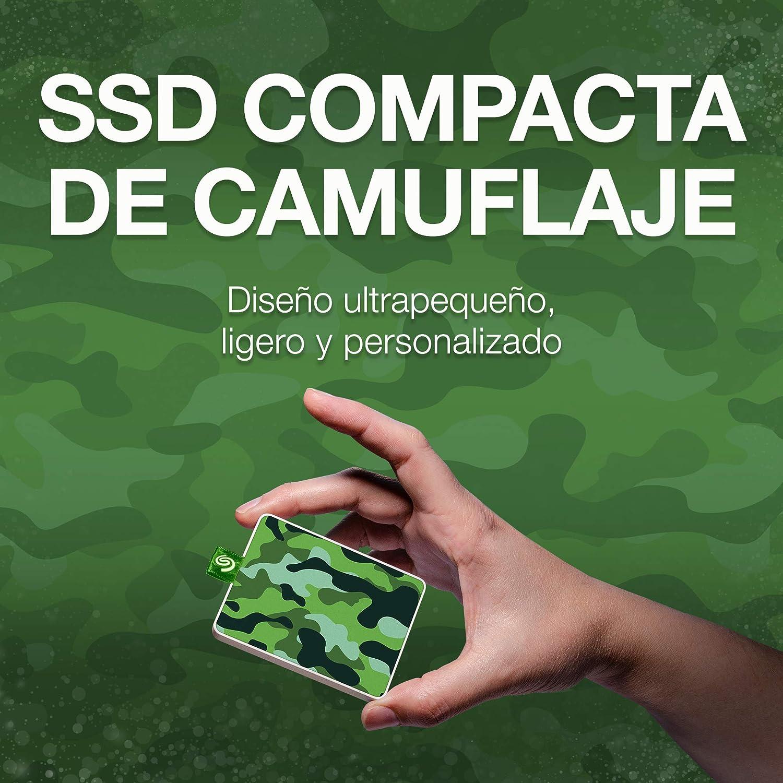 Seagate One Touch SSD STJE500407 Unidad de Estado sólido Externa ...
