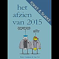 Het afzien van 2015 (Fokke&Sukke)