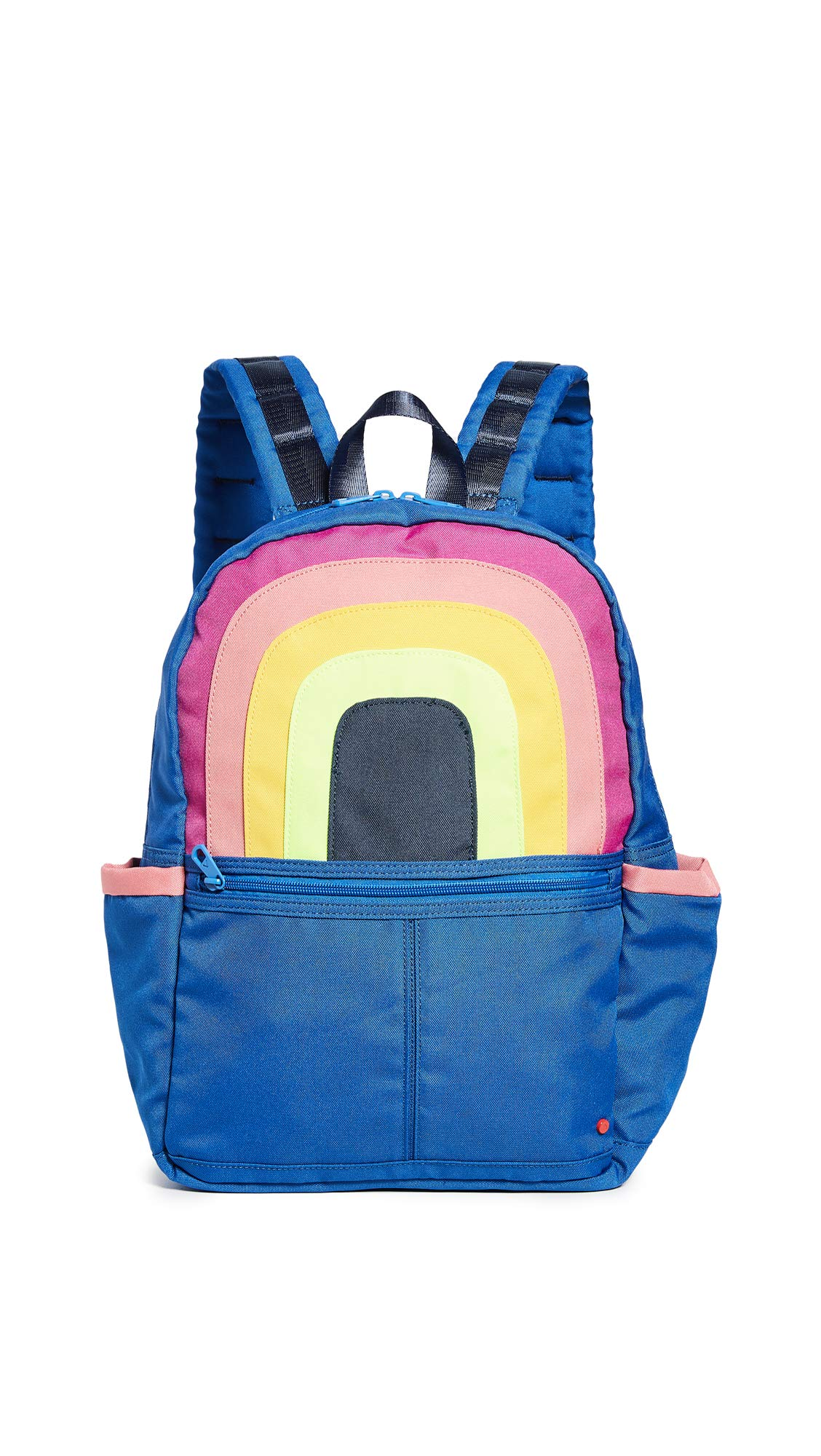 STATE Women's Kane Backpack, Rainbow, Blue, Stripe, One Size by STATE Bags