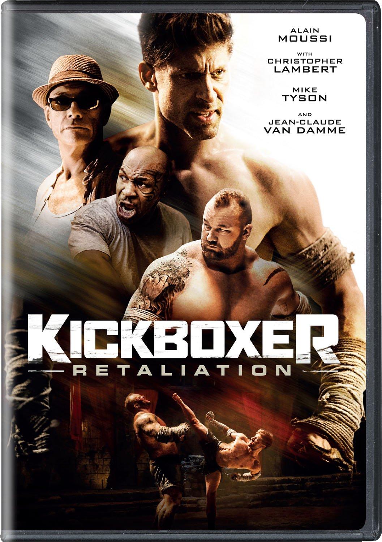 Book Cover: Kickboxer Retaliation