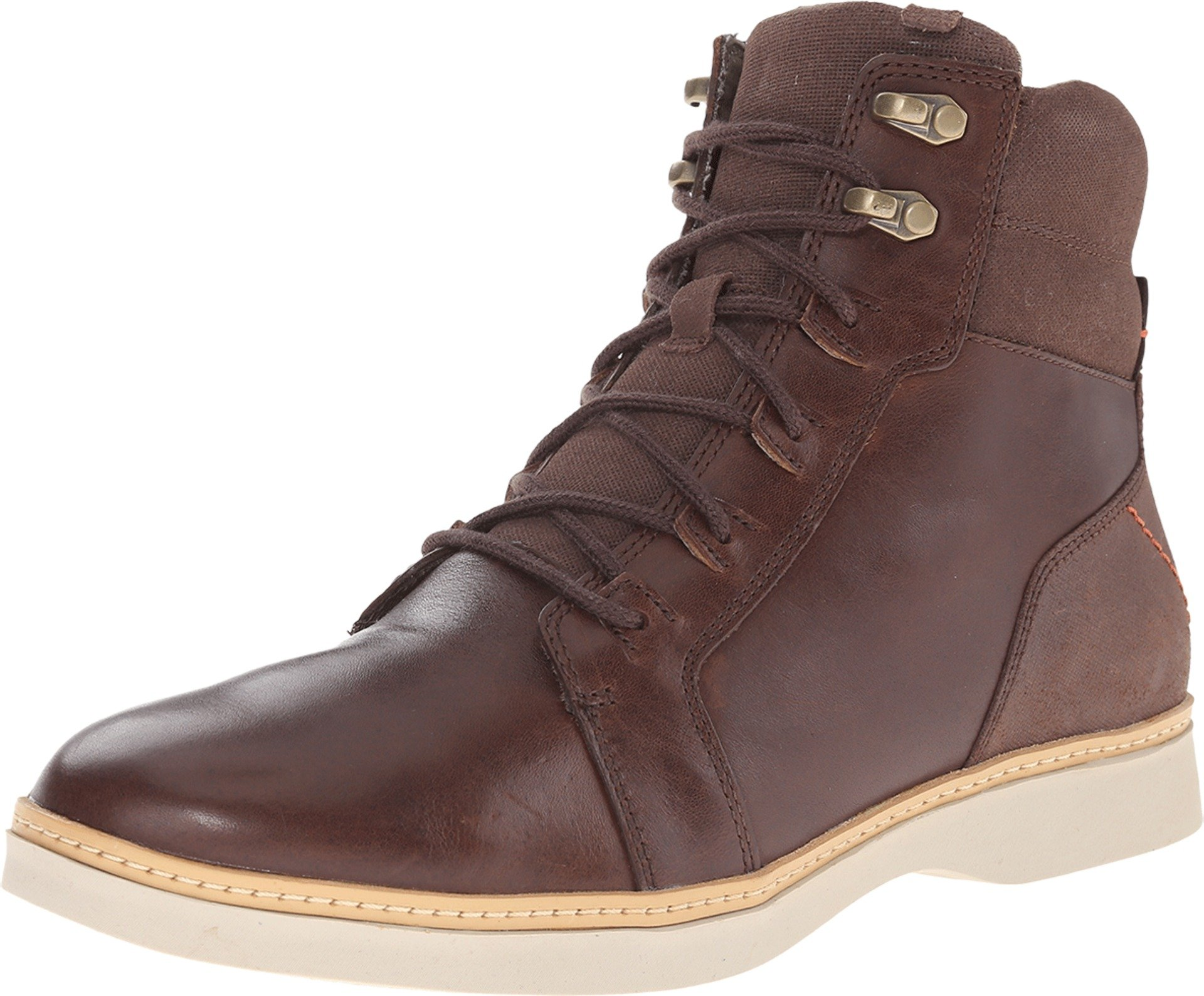 Ahnu Men's Roanoke Dressy 6 Eye Boot, Corduroy, 10 M US