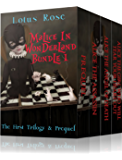 Malice in Wonderland Bundle 1: The First Trilogy & Prequel (Malice in Wonderland Bundles)
