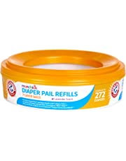 Munchkin Arm and Hammer Diaper Pail Refill Rings-1 Piece Orange