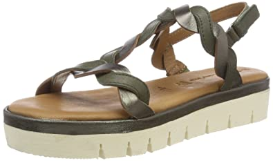 Tamaris Women s 28716 Sling Back Sandals  Amazon.co.uk  Shoes   Bags 2e1a2042f3