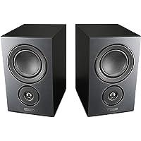 Mission LX-2 Bookshelf Speakers (Black)