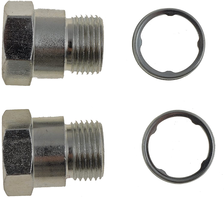 18mm Gasket Seat Dorman 42009 Spark Plug Non-Fouler Pack of 2